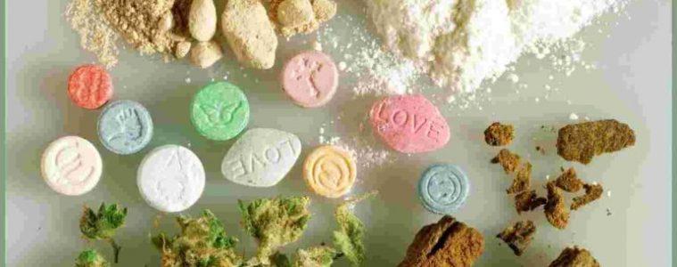 Ecstasy e maconha