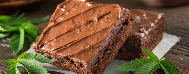 Brownie de Maconha