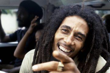 Marley e a maconha