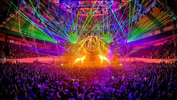 MDMA em festas