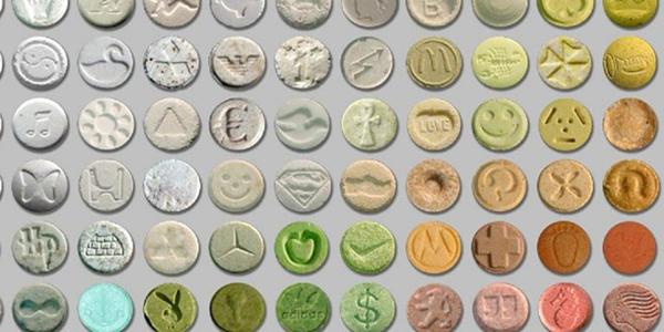 MDMA Ecstasy (bala)