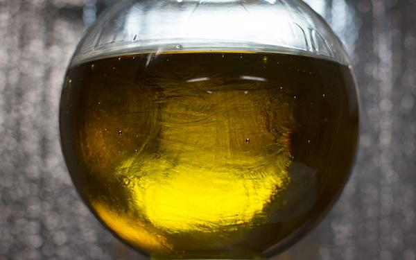 óleo de maconha alcool