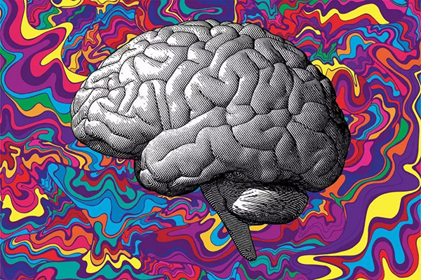 psilocibina depressão