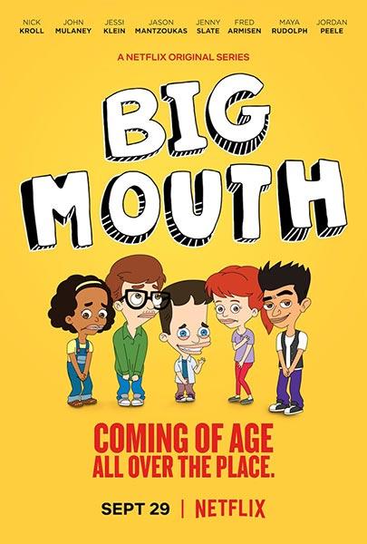 big mouth series para ver chapado