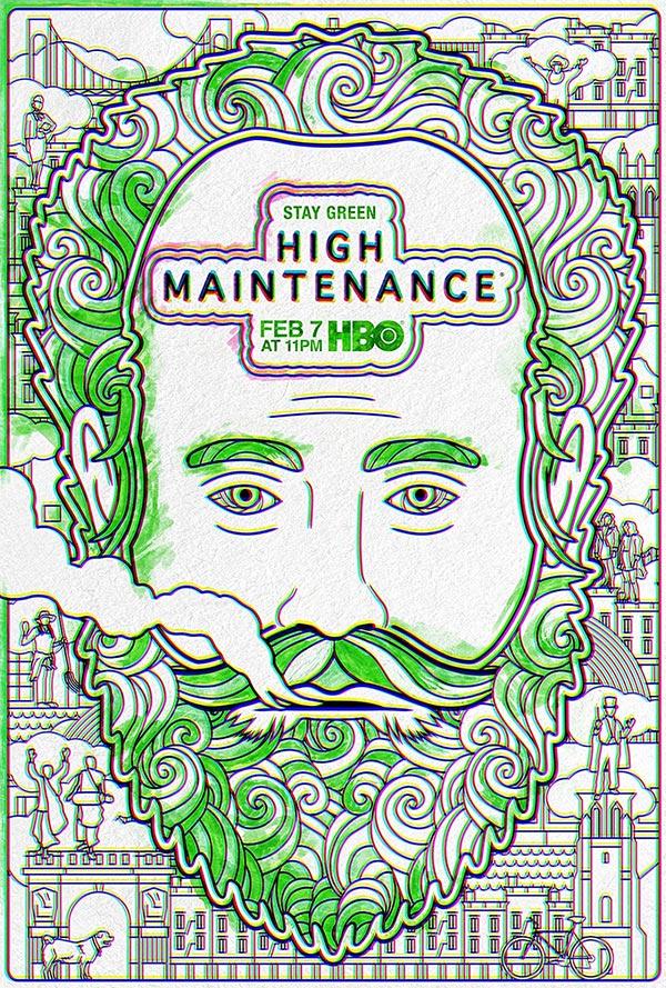 high maintenance series chapado