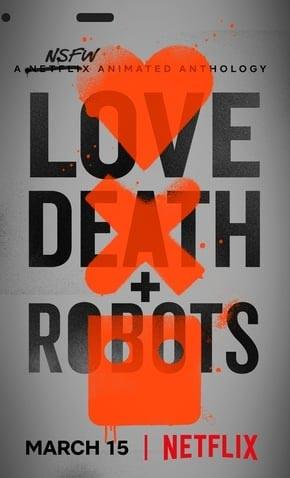 love death robots serie